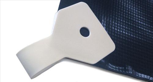 BannerUps Adhesive Tabs