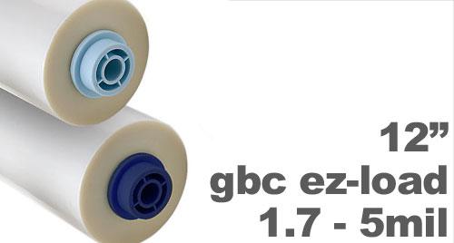 GBC EZ Load Film Rolls (for HeatSeal Sprint H950 & Ultima 35 EZ)