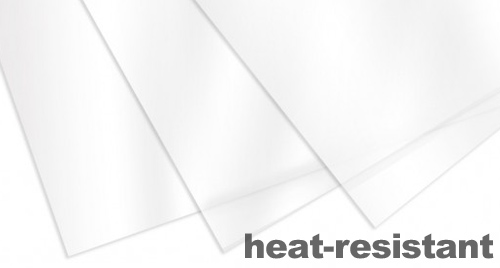 Clear Covers - Heat Resistant