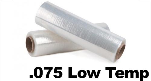 .075 Gauge Low Temperature Film